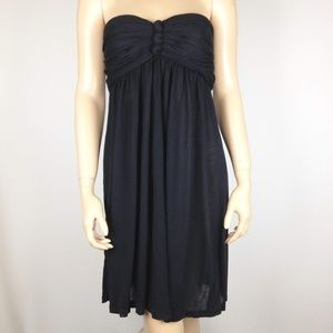NEW BCBG Sundress Beach Cover Up Strapless